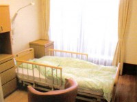 完全個室個々のプライバシーを尊重した施設。